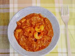 Picture of: Chingri Masala (Prawns Masala)