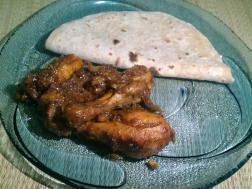 picture of: Sookha masala chicken ( Dry masala chicken)