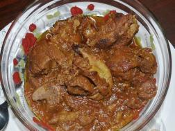 Picture of: Teevan (Sindhi Special Mutton curry)