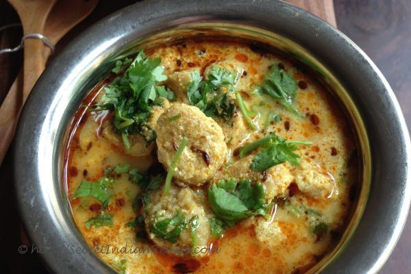 photo of Gatte Ki Kadhi