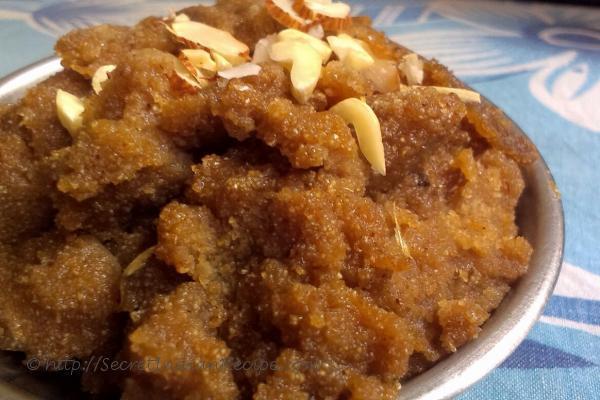 photo of Makki Halwa Recipe