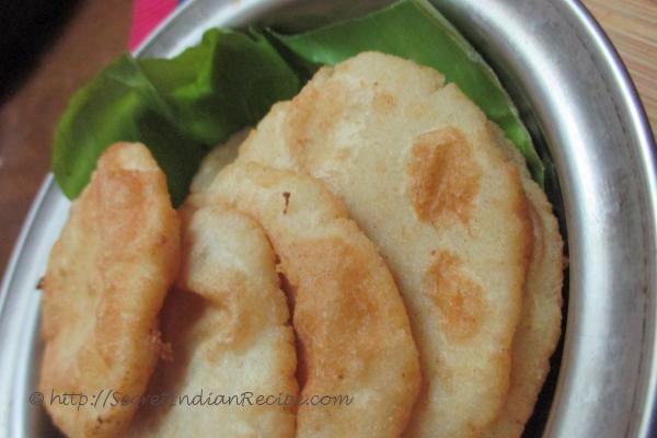 photo of coconut rice roties