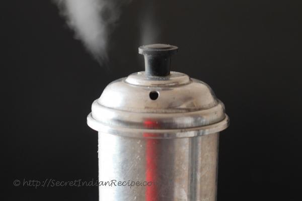 photo of puttu kutti ( Puttu cylinder steaming puttu)