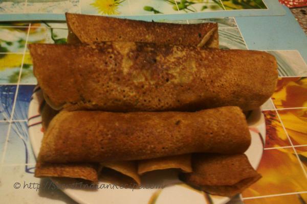 photo of rajasthani meetha chila (rajasthani sweet pancakes)