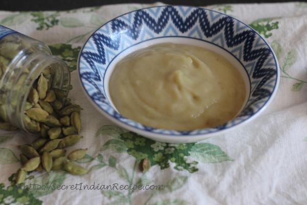 photo of Sweet potato pudding
