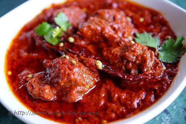 photo of kashmiri rogan josh recipe