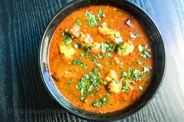 photo of Methi Chicken Curry