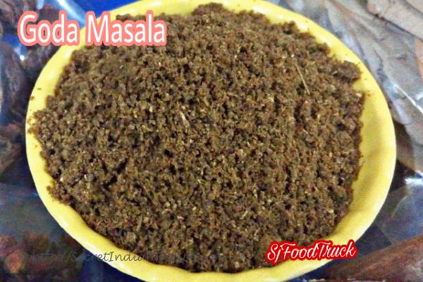 photo of goda masala