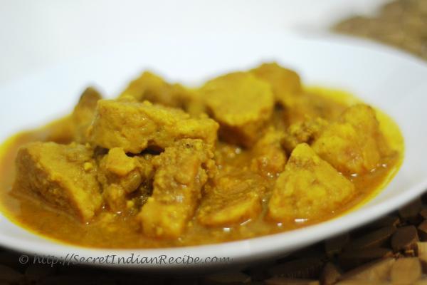 photo of Rajasthani Gatte Ki Sabzi ( Chickpeas flour dumplings cooked with spices)