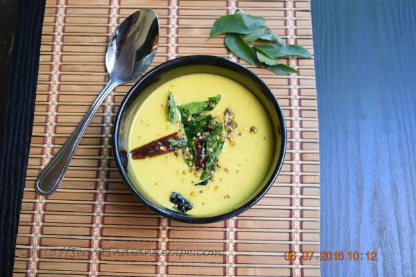 photo of Raw Mango and Yogurt Curry
