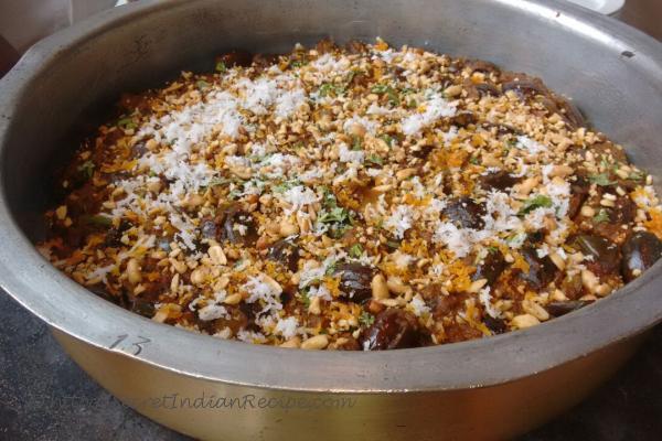 photo of kathirikkai masala curry (brinjal masala curry)