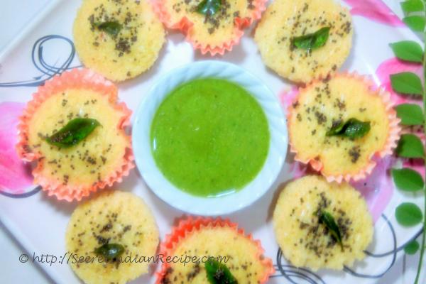photo of Savory Oats-Rawa Cupcakes