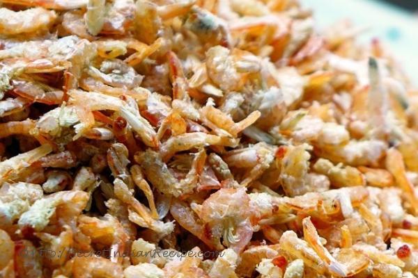 Picture of: Sukat (Dry shrimp)