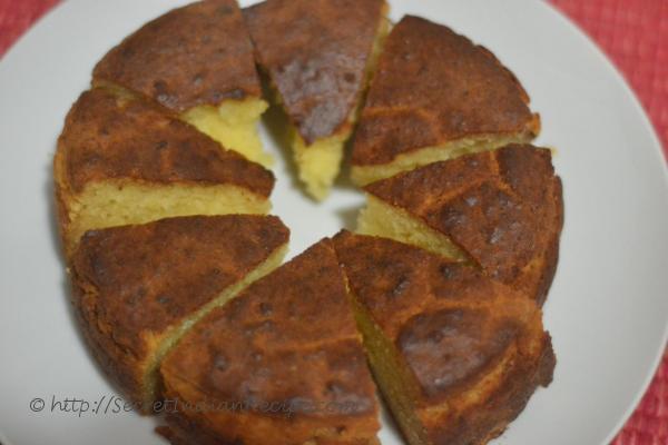 photo of mawa cake (homemade indian cheese cake)