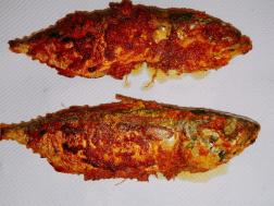photo of Crunchy mackerel fish fry