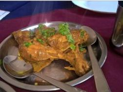 photo of bhang chicken at home