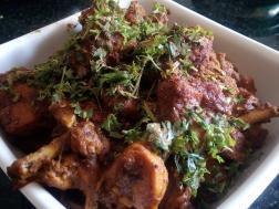 After Preparation Chicken Angara