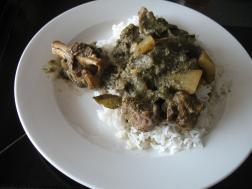 photo of Green Masala Mutton Curry ( Hare masalache Curry)