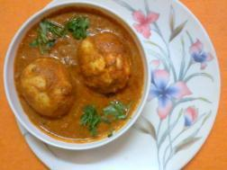 Picture of : Anda Curry (Egg Masala Recipe)