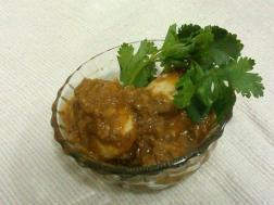 Picture of : Indian Egg Curry