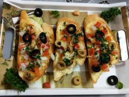 photo of Exotic Garlic Bread